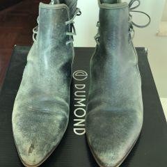9b8b848d9 bota cano curto dumond. R$ 200 ...