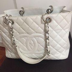 ac17ebdc5 Chanel Shopper   Comprar Chanel Shopper   Enjoei