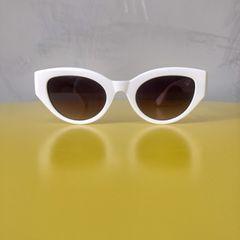 f67d45f36 Oculos Retro Branco   Comprar Oculos Retro Branco   Enjoei