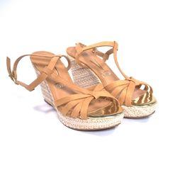 504df01191 Sapato Sandalia Anabela