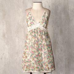d3432d203 Vestido Flores Verde | Comprar Vestido Flores Verde | Enjoei