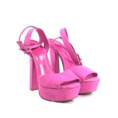 c603a88947 sandália alta lilás schutz