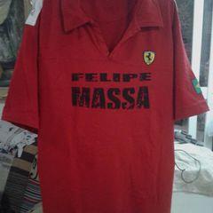 00c02bcf91 Camisa Ferrari | Comprar Camisa Ferrari | Enjoei