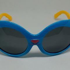 d2082a4c8 óculos de sol infantil gatinho , lente polarizada proteção uv 400 blue  ótimo material resistente