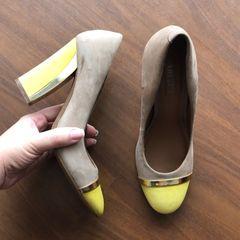 ad337820b Sapato Feminino 2019 Novo ou Usado | enjoei