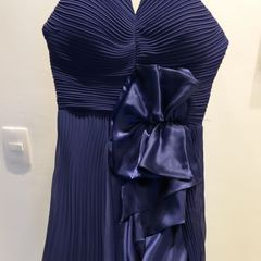 49a949a2d Vestido Longo Azul Royal | Comprar Vestido Longo Azul Royal | Enjoei