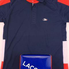 85126f64ddf camiseta polo lacoste sport edição frança. R  149 ...