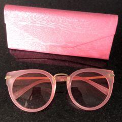 e7202e8d6 Oculos Redondo Rosa | Comprar Oculos Redondo Rosa | Enjoei