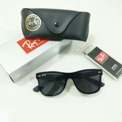 82b32a889ff13 óculos de sol rayban blaze wayfarer preto quadrado masculino e feminino