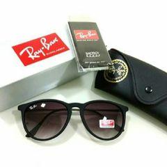 3f6361c25 óculos erika velvet preto degradê fosco rayban erica masculino e feminino