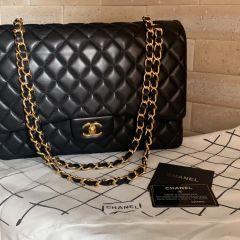94aa0044b Bolsa Chanel Jumbo | Comprar Bolsa Chanel Jumbo | Enjoei