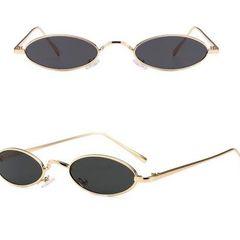 743d602a4 óculos fino oval pequeno fininho preto dourado unissex rêtro vintage