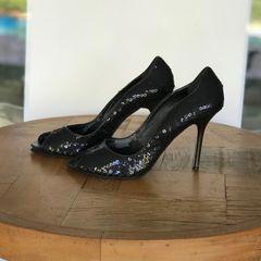a3f29413b Sapato Scarpin Paetes | Comprar Sapato Scarpin Paetes | Enjoei
