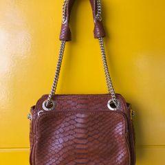 2e1fa8ca61 Bolsa Amarelle Couro Legitimo - Encontre mais belezas mil no site ...