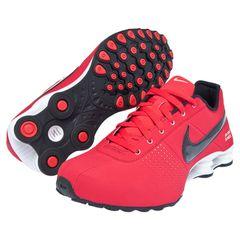 superior quality ba982 47573 tenis nike shox deliver classic vermelho numero 39