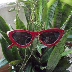 4e5bcec4b Oculos Vintage Gatinho | Comprar Oculos Vintage Gatinho | Enjoei