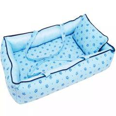 993dc2db0 ninho redutor alça bebê menino príncipe azul bebê 2 peças