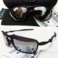 8ef2a11c1 oculos badman black fosco lente prata liquid metal polarizada+case rigido  porta oculos u.s.a