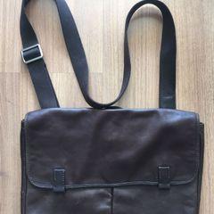 40fe55fa9ea1 bolsa carteira crossbag couro masculina fóssil