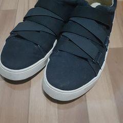 5e6f8daa6d tênis osklen soho lona elástico preto