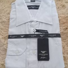 f11ba6138b3 Camisa Manga Longa Emporio Armani - Encontre mais belezas mil no ...