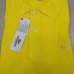 f12feab6660 Camisa Lacoste Amarela - Encontre mais belezas mil no site  enjoei ...