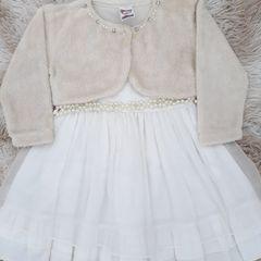 ad47721d86 vestido infantil de festa