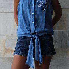 34a7f57634 Comprado Na Internet Short Jeans Cintura Alta - Encontre mais ...