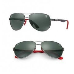 b9f27312927e0 óculos sol ray-ban rb8313 m aviador tech ferrari collection