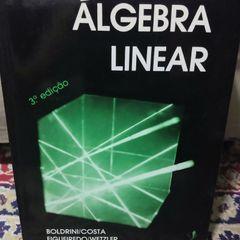 Algebra Livro Comprar Novos Usados Enjoei