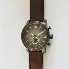 83d5338133d1d relógio fossil masculino crono jr1437 original