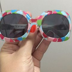 81ce207ed ... óculos de sol infantil transformes dobravel menino polarizado proteção  uv azul case. 2. josé · 4. 0% de desconto. nunca usado. frete grátis.  protegida ...