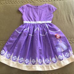 Vestido Princesa Sofia Comprar Vestido Princesa Sofia Enjoei