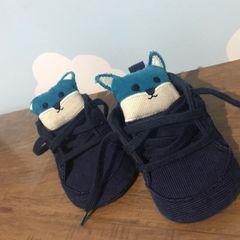 90ddbceb4 Sapato Bebe Menina Azul Marinho | Comprar Sapato Bebe Menina Azul ...