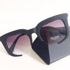 9e0c5e348 Oculos De Sol Miu Miu | Comprar Oculos De Sol Miu Miu | Enjoei