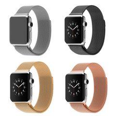 5a6698769 Apple Watch Pulseira Milanese - Encontre mais belezas mil no site ...