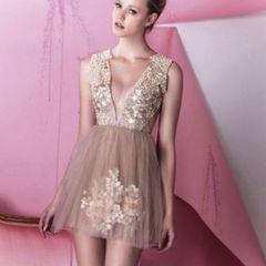 43574a637f Vestido Curto Com Flores Patricia Bonaldi - Encontre mais belezas ...