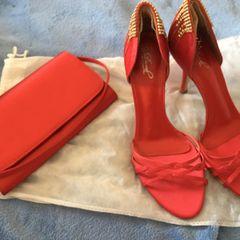 73c4506c90 Sapato De Festa Vermelho