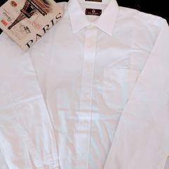 c3069a5aad camisa social masculina branca