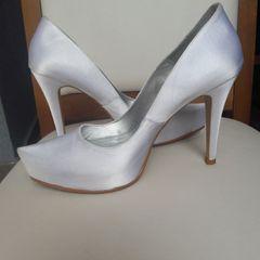 65ab01b360 sapato para noiva