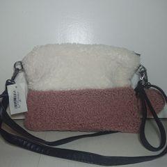 958e6d23c Bolsa Carteiro Branca Em Couro | Comprar Bolsa Carteiro Branca Em ...