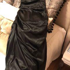 85d3ddef5 vestido de festa longo tomara que caia muito sexy usado uma vez