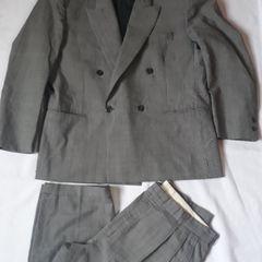 ec903d013d terno cinza xadrez