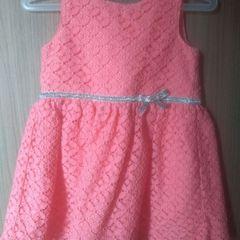 bb0191d377 vestido carter s rendado tamanho 1