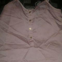 ee17992d77 blusinha de alça rosa botões