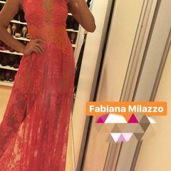 641714315 Vestido De Festa Fabiana Milazzo | Comprar Vestido De Festa Fabiana ...