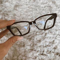 4e0554e86096b Oculos Lente Transparente Sem Grau - Encontre mais belezas mil no ...