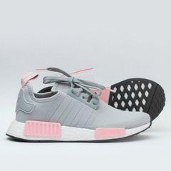 adidas novo rosa com cinza