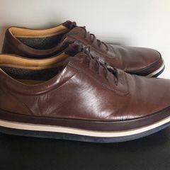 908ad321faa sapato casual cns concept couro marrom - 43