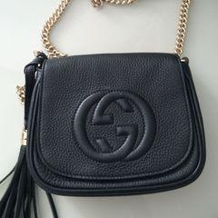 Bolsa Gucci Soho - Encontre mais belezas mil no site  enjoei.com.br ... bec4223328a